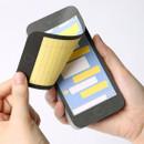 Smartphone message memo pad