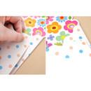Detail of Flower bouquet letter paper and envelope set