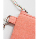 Detail of Wish blossom mind small zipper pouch