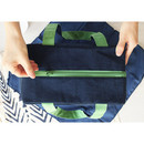 Top of Picnic insulated cooler tote bag