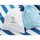 Go swimming drawstring waterproof pouch ver.2