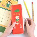 Sandwich - Du dum zip around pen case