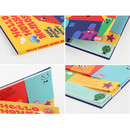 Detail of Hello house sticky memo note set