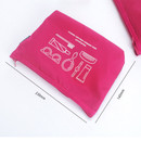 Size of Life is beautiful travel mesh pouch