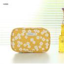 Hana - Bonne promenade cotton cosmetic makeup pouch