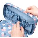 Elastic pockets