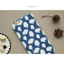 Tree tree - Promenade pattern phone case for iPhone 6