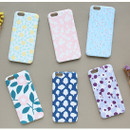 Promenade pattern phone case for iPhone 6