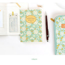 Allium - Pour vous melody lined notebook small