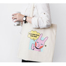Donna - Hellogeeks pop art eco tote bag