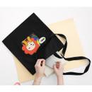 Rao - Hellogeeks pop art eco tote bag