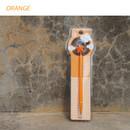 Orange - Star dream black pen 0.7mm