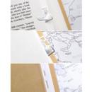 The lagooon city venezia steel bookmark