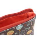 Detail of Blossom garden small zipper pouch