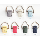 Colors of Walking cooler crossbody shoulder bag