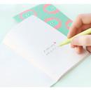 Som som small lined notebook