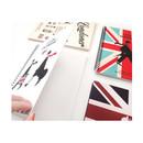 London wirebound lined notebook