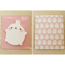 Boo - Molang basic cute sticky note