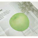 Green Apple sticky memo notes