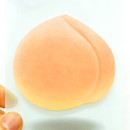 Peach sticky memo notes 20 sheets
