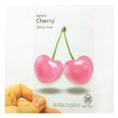 Cherry sticky memo notes