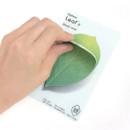 Leaf sticky memo notes 20 sheets - B
