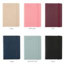 Colors of The first edition hardcover notebook