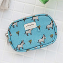 Jam Jam pattern card case pouch