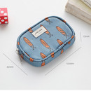 Size of Jam Jam pattern card case pouch