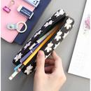 Lily - Rim cute illustration pencil pouch