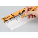Detail - Animal translucent sticky memo note set - Jungle