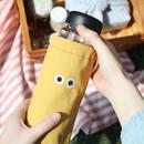 Mustard - Som Som cotton drawstring pouch