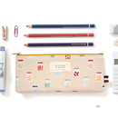 03 - Dorothy and Alice poly zipper pencil pouch