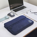 Navy - All in one organizer for laptop