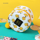 Hallabong - Pop art small tambourine round pouch
