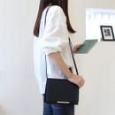 Black - Classic Caily crossbody shoulder bag