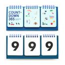 Doran doran flip perpetual desk calendar