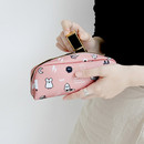 Pink - Ghost pop boo small pouch