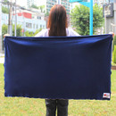 Navy - Afternoon hello rayon blanket