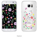 Rabbit - Rim TPU soft galaxy S7 smartphone case