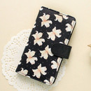 Lily - Rim diary flip case for iPhone 6