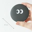 Black eyes - Som Som round hand mirror