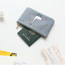 Goose - Jam Jam handy zipper pouch