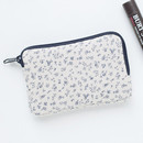 Floret - Warm breeze pattern card case holder