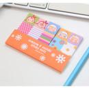 Sweet somsom sticky memo notes bookmark