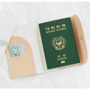Vintage pink - 2NUL Daily nice passport cover
