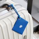 Blue - 2NUL Travel shape luggage name tag