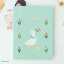 Tulip song - Piyo cute 3X5 slip in pocket photo album