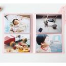 Piyo cute 3X5 slip in pocket photo album