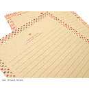 Size of Especially for you kraft letter paper